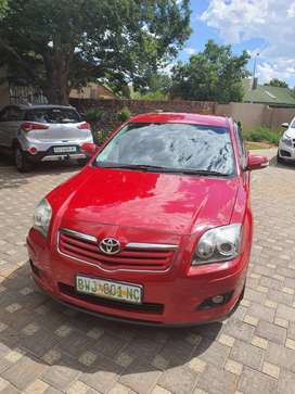 2007 Toyota Avensis full house for sale