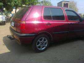 Golf 3 engine 1.8 start and go and papers disco still up to date