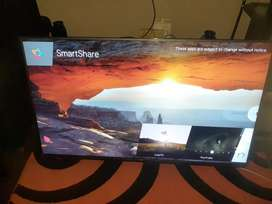 LG 55 inches 4k smart TV