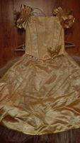 Продам красивое праздничное платье.