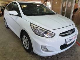 GREAT BARGAIN! HYUNDAI ACCENT 1.6 GLS FLUID UP FOR GRABS!!