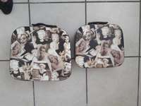 Image of 2 Collectible Marylin Monroe Cases