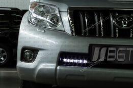 Прадо 150 Prado 150 штатное ДХО LED DRL(ходовые огни)