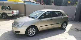 Toyota runx one owner excellent condition