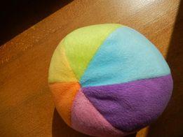 Maskotka piłka dla niemowlaka