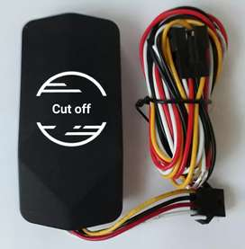 Cut off tracking device