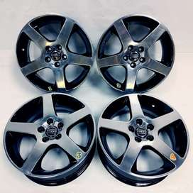 """17"""" Volvo Mag wheels for sale,"""
