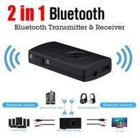 NOWY nadajnik odbiornik bezprzewodowy Bluetooth 4.2 adapter TV A2DP