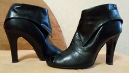 Продам кожаную обувь б/у (39 р.)