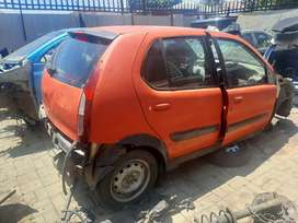 Tata Indica stripping for parts