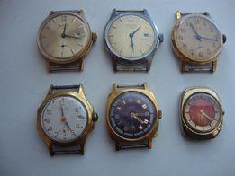 продам наручные часы позолоченные Восток Слава Зим