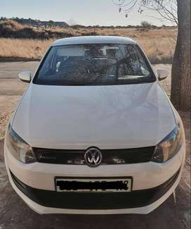 White, Volkswagen Polo Blue Motion, 2011