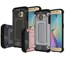 Samsung S7, S7edge, A510, A520, A310, A320. Чехол-бронь бампер