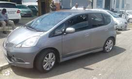 2010 Grey Honda Jazz for sale