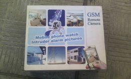 GSM MMC сигнализация камера