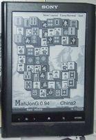 "Електронна книга Sony PRS-650 Touch Edition E-Ink Book 6"""