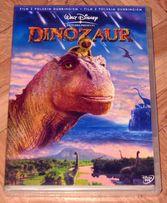DVD Dinozaur Disneya PL Dubbing Superfilm dla dziecka folia BDB warto