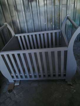 COT BEDS SOLID PINE WOOD