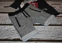 Nowe spodenki, joggersy H&M rozmiar 110