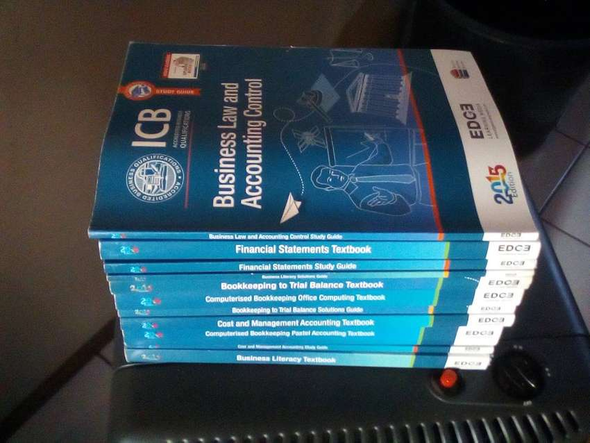ICB Textbooks 0