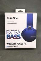 наушники беспроводные Sony MDR-XB650BT B Extra Bass