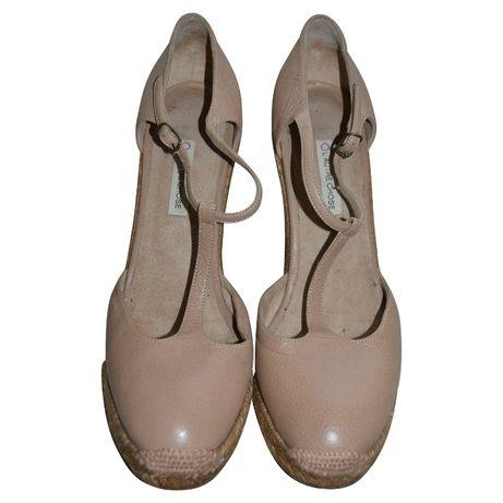 Нюдовые туфли ol'autre chose Италия 26 см Днепр - изображение 1