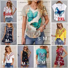 Tops and Dresses for Sale
