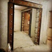 Демонтажные работы Харьков, резка бетона, алмазное сверление 40-450мм