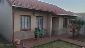 2 Bedroom house available for rent from 01 November 2019
