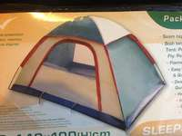 Image of Two tents - Two man CampMaster