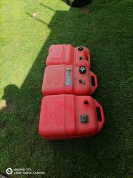 Boat Jerry Cans