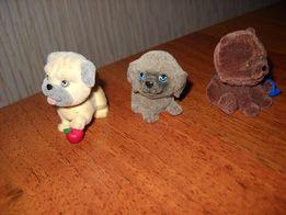 маленькие игрушки ссср и киндеры
