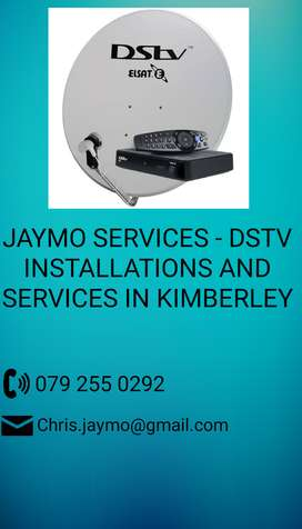 Position available in Kimberley for a Dstv technician