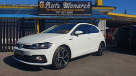 2018 Volkswagen Polo 1.0TSI BlueMotion 5Dr