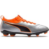 Buty piłkarskie Puma One 3 Lth FG Silver-Shock 104743-różne rozmiary