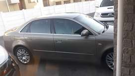 AUDI A4 BEAUTIFUL CONDITION 20T