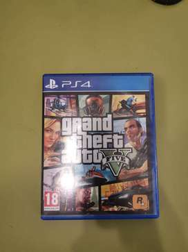 GTA V (FIVE) PS4