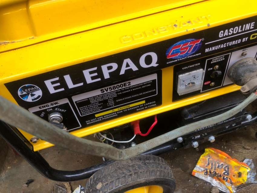 Brand new Elepaq  constant generator  a week used 0