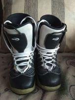 Ботинки для сноубординга.
