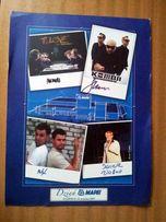 Plakat z autografami T-LOVE Kombii Paranienormalni Jacek Ziobro