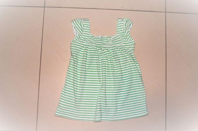 Dziewczynka 98: sukienki bluzki podkoszulki tuniki Mińsk Mazowiecki - image 8