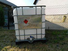 Sprzedam Zbiorniki 1000 litrów możliwy transport 1000l 1000 l