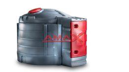 Mini stacja paliw 5000 litrów na olej napędowy, ropa, diesel raty AMAX