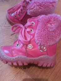 Зимние Ботиночки Ботинки Детская обувь