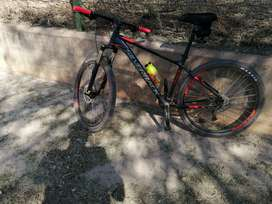 Silverback stride elite mountain bike