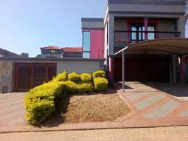 Double story 4 bedroom house to rent.