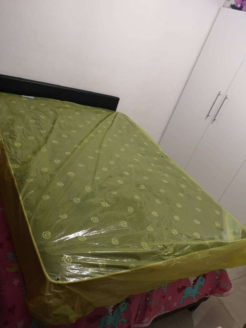 Brand new double bed mattress for sale 0