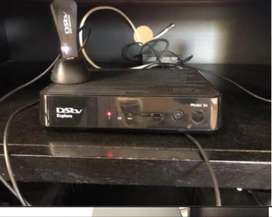 DSTV Explora and smartcards x 2 at 500 each