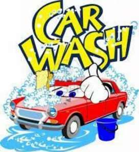 Running car wash for sale (prime area)