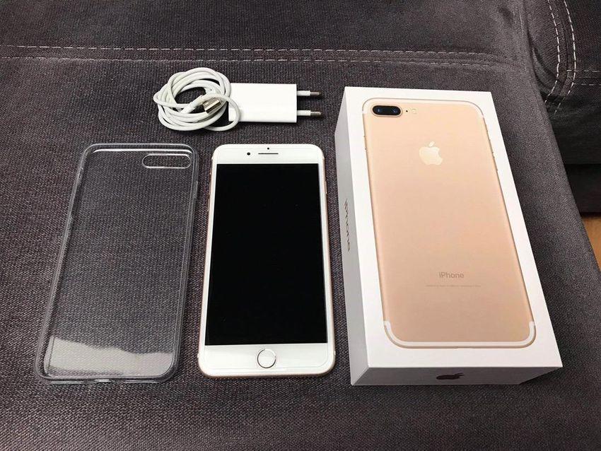 Iphone 7 PLUS 128 GB, GOLD 0